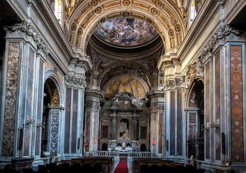 Interior of the Church of San Nicola da Tolentino