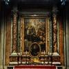 Church of San Nicola da Tolentino, Chapel of St. Nicholas of Myra depicting a Miracle of St. Nicholas of Myra, XVIII century (Filippo Laurenzi)