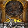 Church of San Nicola da Tolentino, dome of the Chapel of Our Lady of Good Counsel