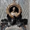 San Nicola da Tolentino, tombstone of Cardinal Niccolo Orega, right transept of the church