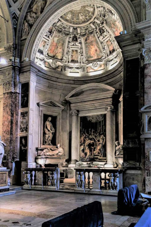 San Pietro in Montorio, kaplica del Monte