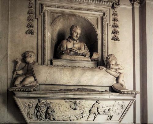 San Pietro in Montorio, kaplica Raimondi, nagrobek Francesco Raimondiego