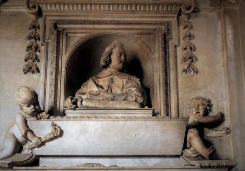San Pietro in Montorio, kaplica Raimondi, nagrobek Girolamo Raimondiego