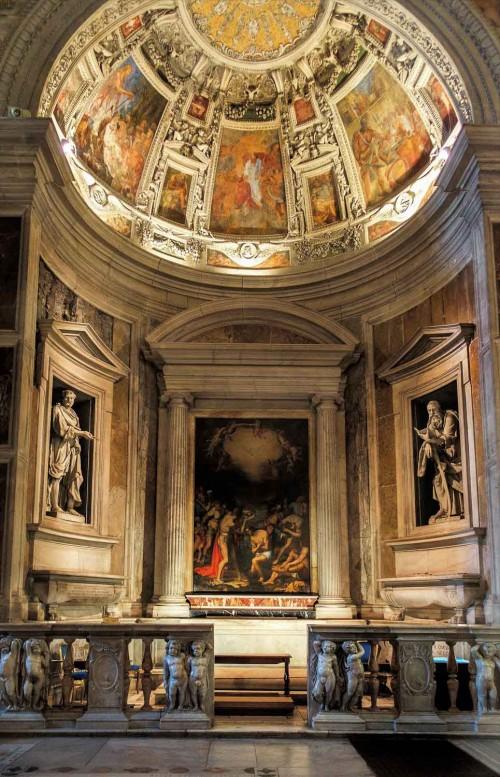 San Pietro in Montorio, kaplica Ricci
