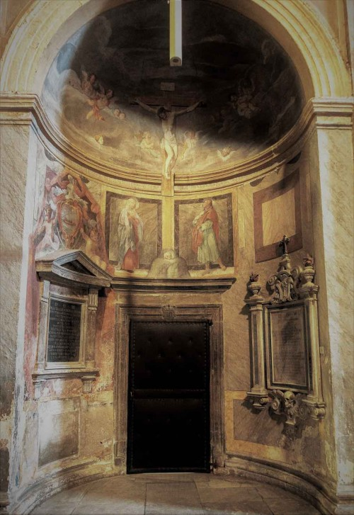 Church of San Pietro in Montorio, Chapel of the Crucifixion