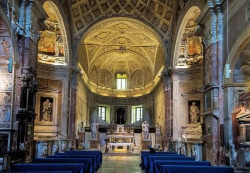 San Pietro in Montorio, wnętrze kościoła