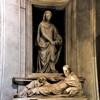 Church of San Pietro in Montorio, allegory of Religion and the tombstone of Cardinal Antonio del Monte, Bartolomeo Ammannati
