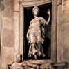 Church of San Pietro in Montorio, allegory of Justice and the tombstone of Fabiano del Monte, Bartolomeo Ammannati