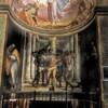 San Pietro in Montorio, kaplica z malowidłem Sebastiano del Piombo, Biczowanie Chrystusa