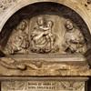 San Pietro in Montorio, nagrobek Giulio Maffeiego z początku XVI w.