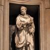 San Pietro in Montorio, posąg św. Piotra z kaplicy Ricci