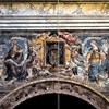 San Pietro in Montorio, wizerunki cnót kardynalnych, Baldassare Paruzzi