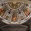 San Pietro in Montorio, zwieńczenie kaplicy Ricci