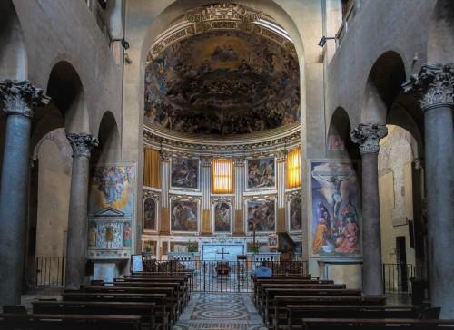 Basilica of Santi Quattro Coronati, interior
