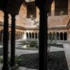 Basilica of Santi Quattro Coronati, Benedictine cloisters