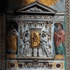 Santi Quattro Coronati, tabernakulum papieża Innocentego VIII, Andrea Bregno albo jego warsztat