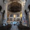 Santi Quattro Coronati, wnętrze