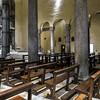 Basilica of San Saba, ancient columns