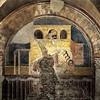 San Saba, fresk czwartej nawy - Cud św. Mikołaja