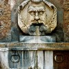 Piazza San Pietro d'Illiria, the Mascherone di S. Sabina Fountain