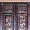 Basilica of Santa Sabina, cypress door from the V century