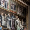 Basilica of Santa Sabina, frescoes in the Chapel of St. Hyacinth(San Giacinto), Frederico Zuccari
