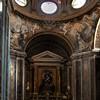 Basilica of Santa Sabina, Chapel of St. Catherine of Siena, XVII century
