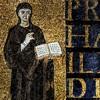 Santa Sabina, mozaiki wczesnochrześcijańskie nad wejściem - Ecclesia ex circumcisione