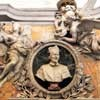 Pomnik nagrobny kardynała Francesco Barberiniego, fragment, przedsionek zakrystii bazyliki San Pietro in Vaticano