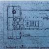 Plan wczesnochrześcijańskiej bazyliki San Stefano Protomartire przy via Latina