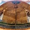San Stefano Rotondo, mozaika w absydzie z przedstawieniem śś. Prymusa i Felicjana, VII w.