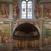 San Stefano Rotondo, sceny męczeństwa śś. Prymusa i Felicjana, Antonio Tempesta