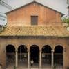 Portico of the Church of San Vitale at via Nazionale