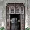 Basilica San Vitale, enterance door with scenes of the Martyrdom of SS Gervasius and Protasius