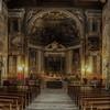 San Vitale, wnętrze kościoła