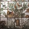 Exotic birds – decoration of a private pavilion of Ferdinand de Medici, Villa Medici