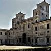 Fasada ogrodowa casino zbudowanego przez Ferdinanda de Medici, Willa Medici, Pincio