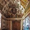 Studiolo kardynała w pawilonie ogrodowym, Villa Medici