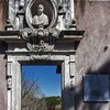 Wejście do prywatnego pawilonu kardynała Ferdinanda de Medici, Willa Medici