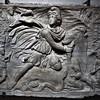 Slab with a representation of Mithra, Museo Nazionale Romano, Palazzo Massimo alle Terme