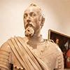 Francesco Mochi, popiersie Carla Barberiniego, brata papieża Urbana VIII
