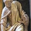 Francesco Mochi, św. Marta, kaplica Barberinich, kościół Sant' Andrea della Valle