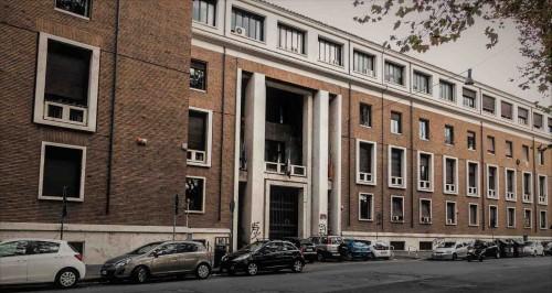 City Hall and the Registry of Vital Records and Statistics, via Luigi Petroselli 50