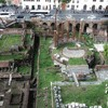 Ancient temples at Largo di Torre Argentina, uncovered during the times of Mussolini