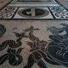 Palazzo Venezia, Sala del Mappamondo - mosaics from the times of Mussolini