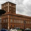 Palazzo Venezia, residence of the Benito Mussolini government