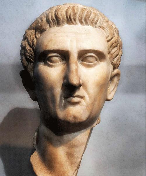 Portret cesarza Nerwy, Museo Nazionale Romano, Palazzo Massimo