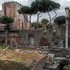 Forum Nerwy, pozostałości