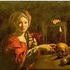 Trophime Bigot ?, Allegory Vanitas, Galleria Nazionale d'Arte Antica, Palazzo Barberini