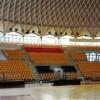 Palazzetto dello Sport, wnętrze, zdj. Wikipedia
